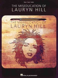 The miseducation of Lauryn Hill. cover