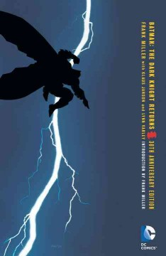 Batman : the Dark Knight returns cover