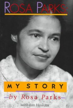 Rosa Parks : my story cover
