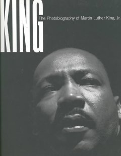 King : the photobiography of Martin Luther King, Jr. cover