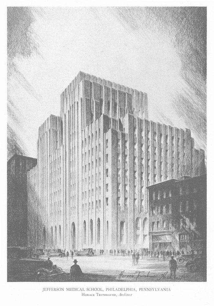 Jefferson Medical School, Philadelphia, Pennsylvania