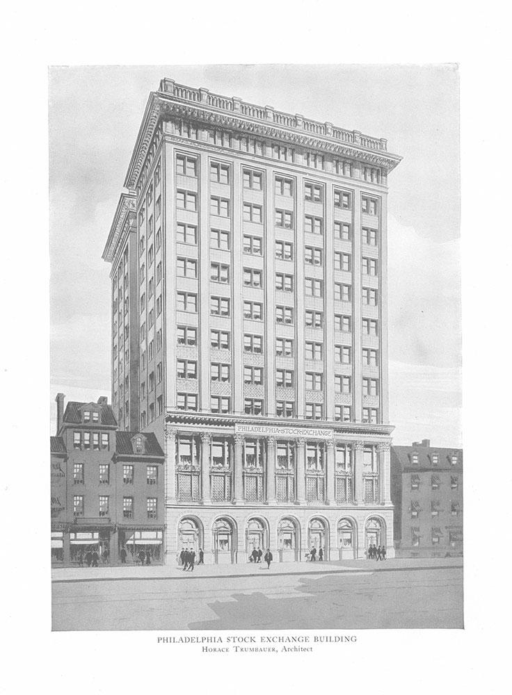 Philadelphia Stock Exchange building
