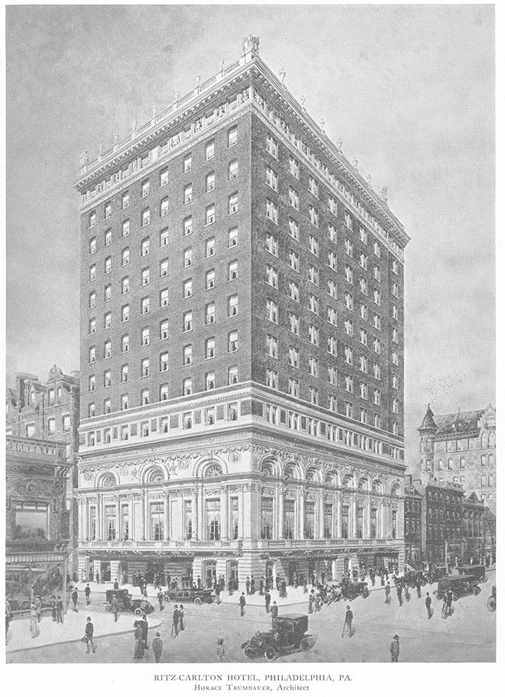 Ritz-Carlton Hotel, Philadelphia, PA