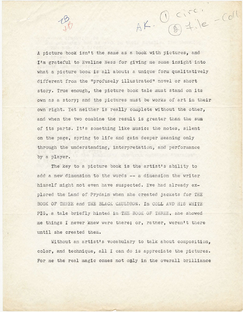 essay on picture books page digital collections library essay on picture books page 1