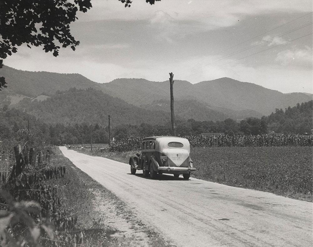 Ashville-Beech Bus