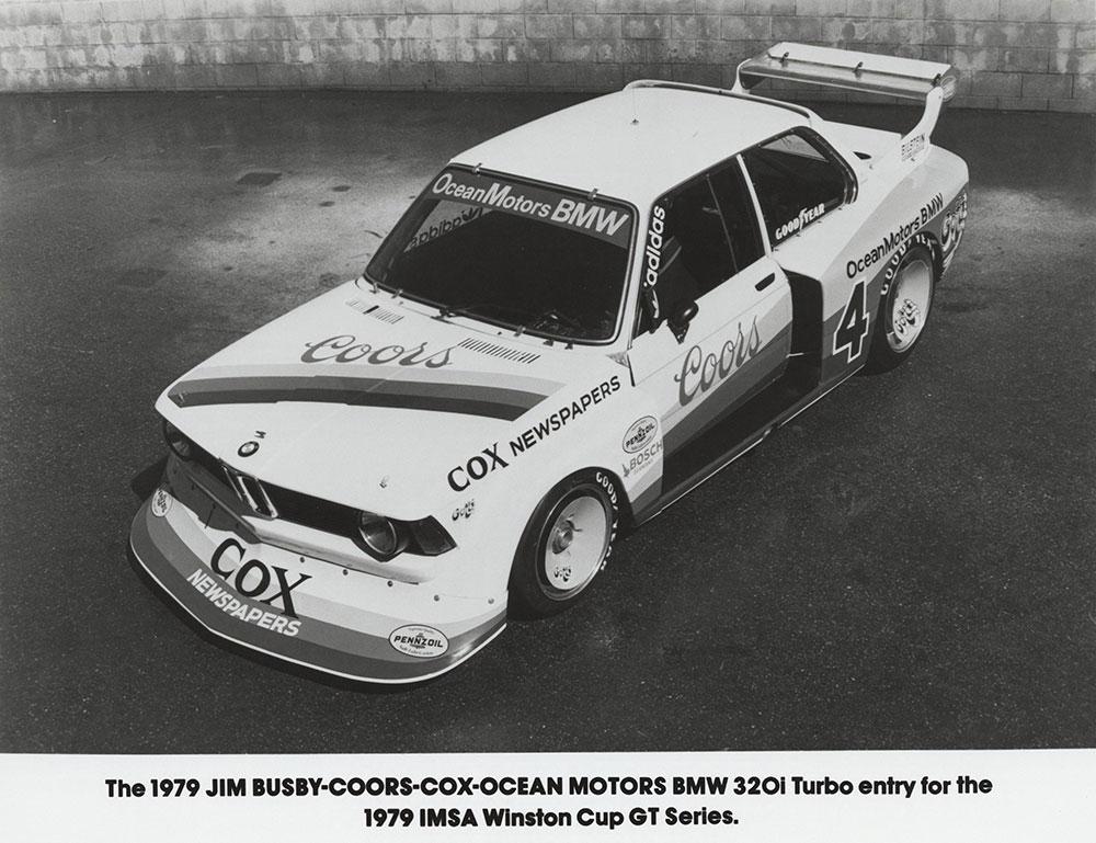 1979 BMW 320i IMSA Winston Cup Series