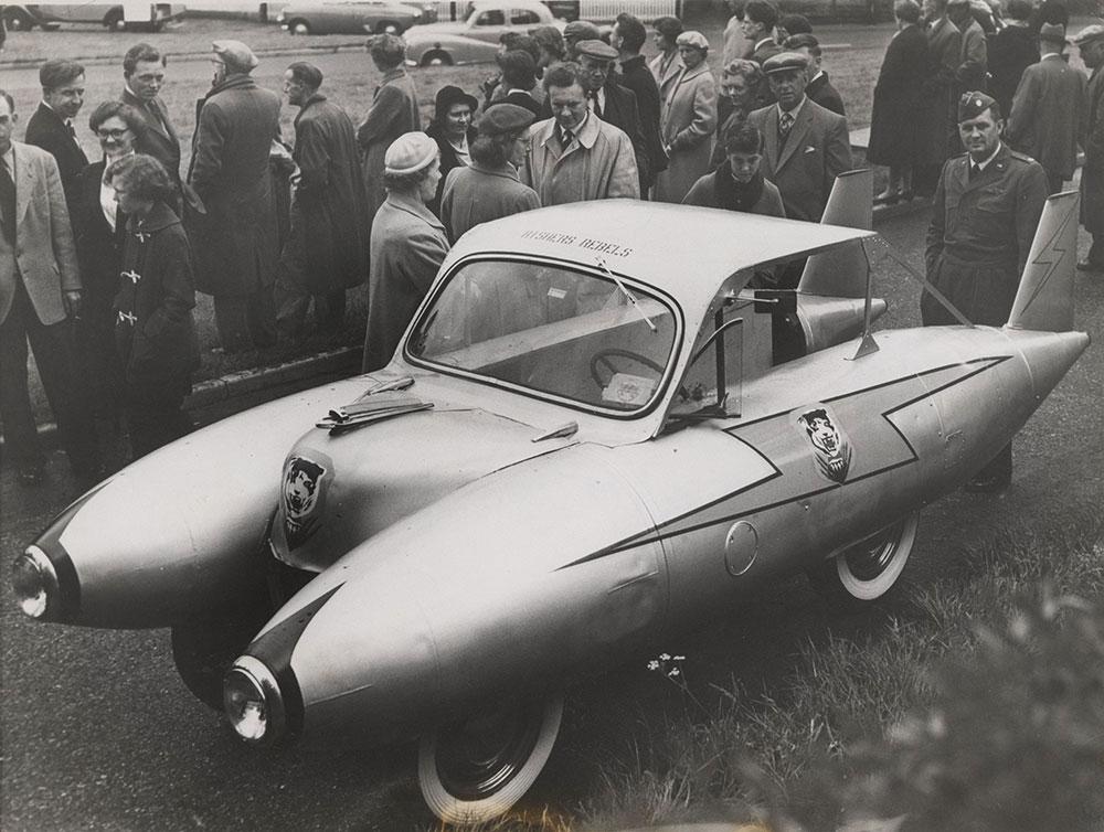 American Experimental Car