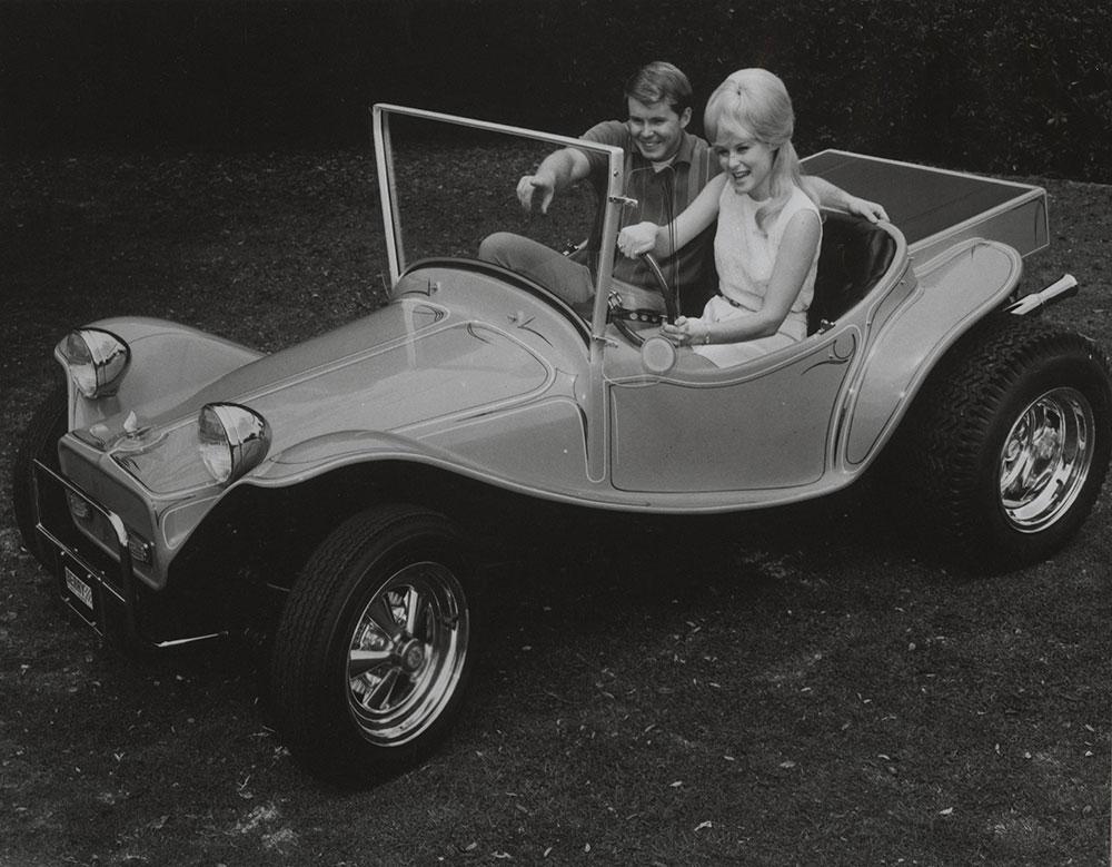 Berry Mini T Dune Buggy 1969