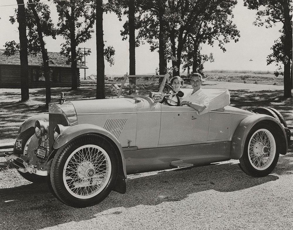 Biddle Sport Roadster-1918