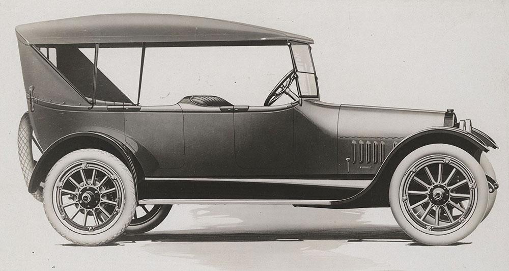 Buick Model E Six-49, 1917