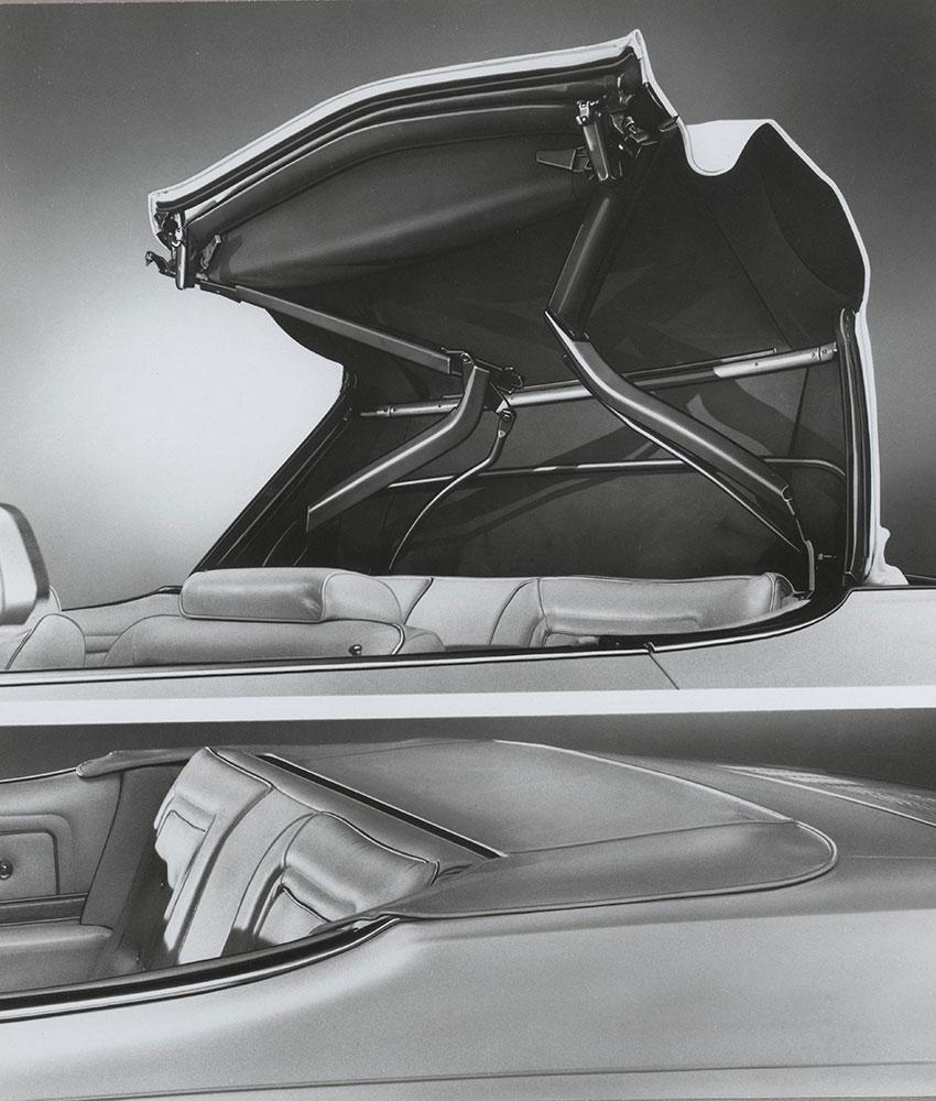Buick Centurion Convertible Top-1971