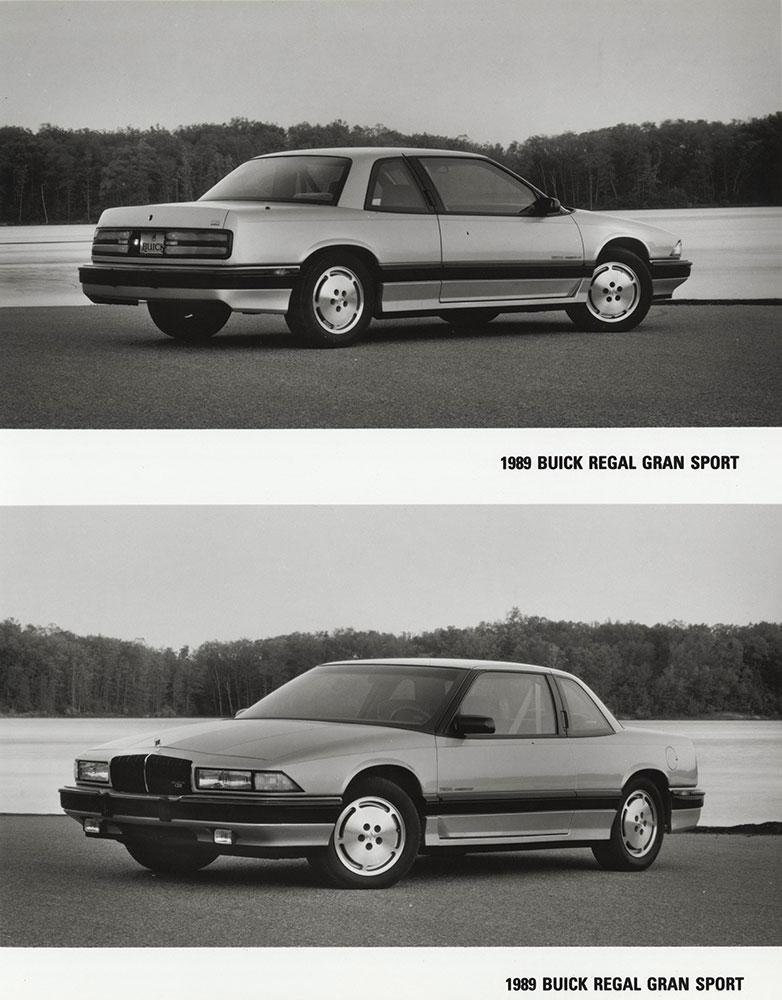 1989 buick regal gran sport digital collections free library 1989 buick regal gran sport digital
