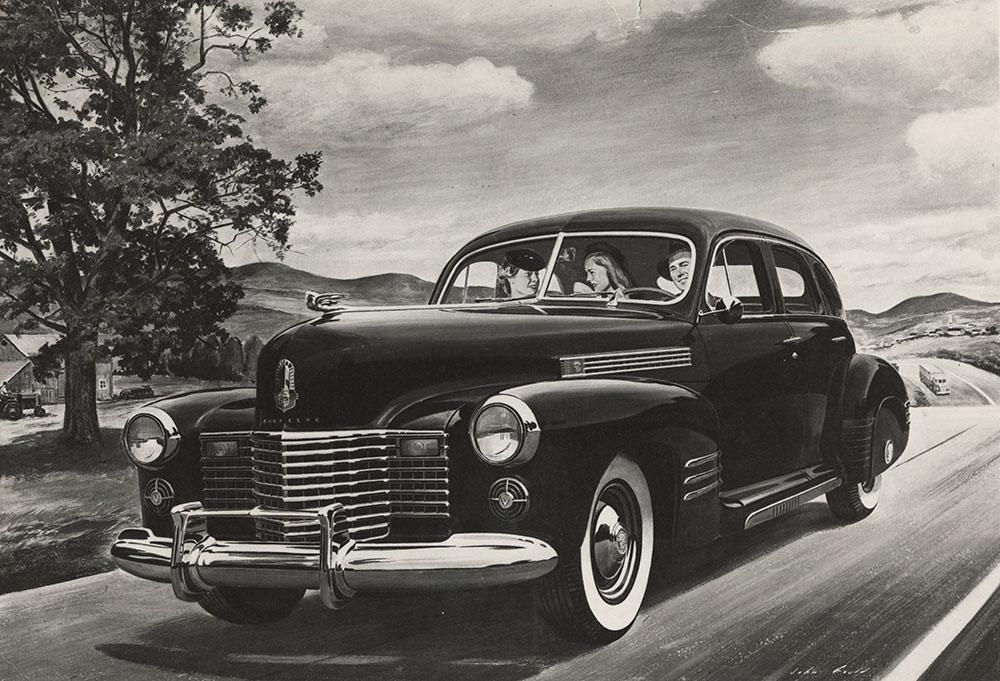 Cadillac 1939-40(?)