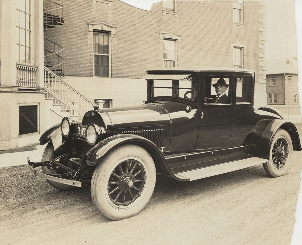 Cadillac 1920-3 - Digital Collections - Free Liry