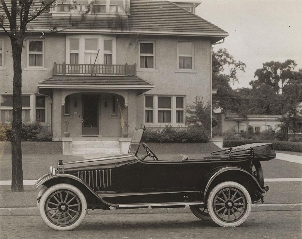 Chalmers Duplex 1919