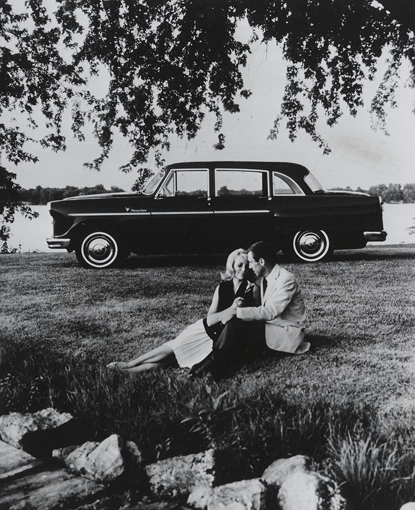 Checker - 1967 Marathon 4-door sedan