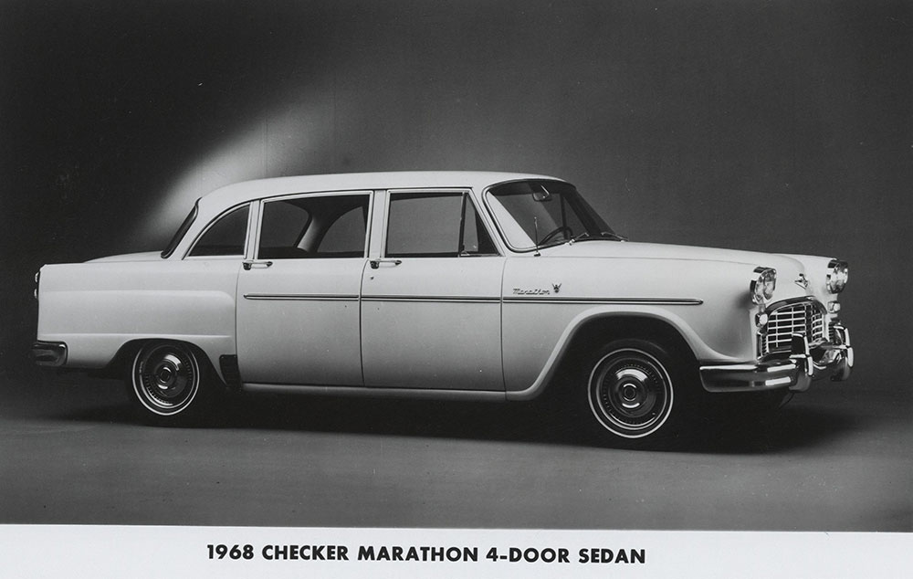 Checker - 1968 - Mararthon 4-door Sedan