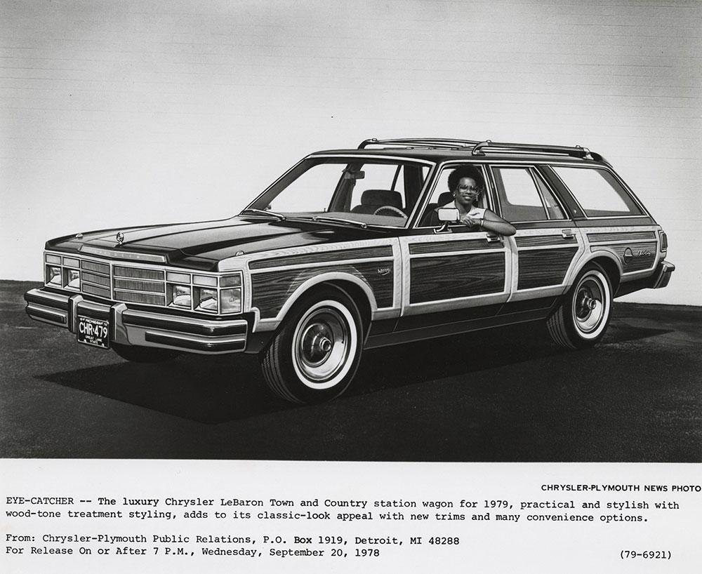 1978 chrysler lebaron station wagon