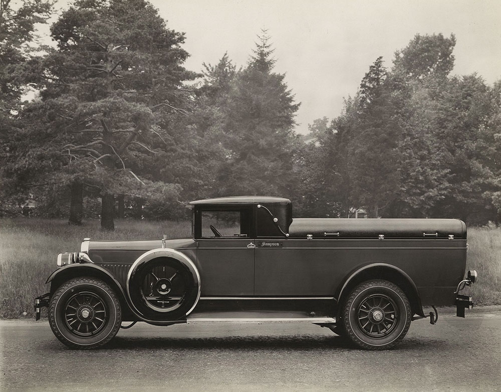 The Cunningham, Style No. 306 A, 1931.