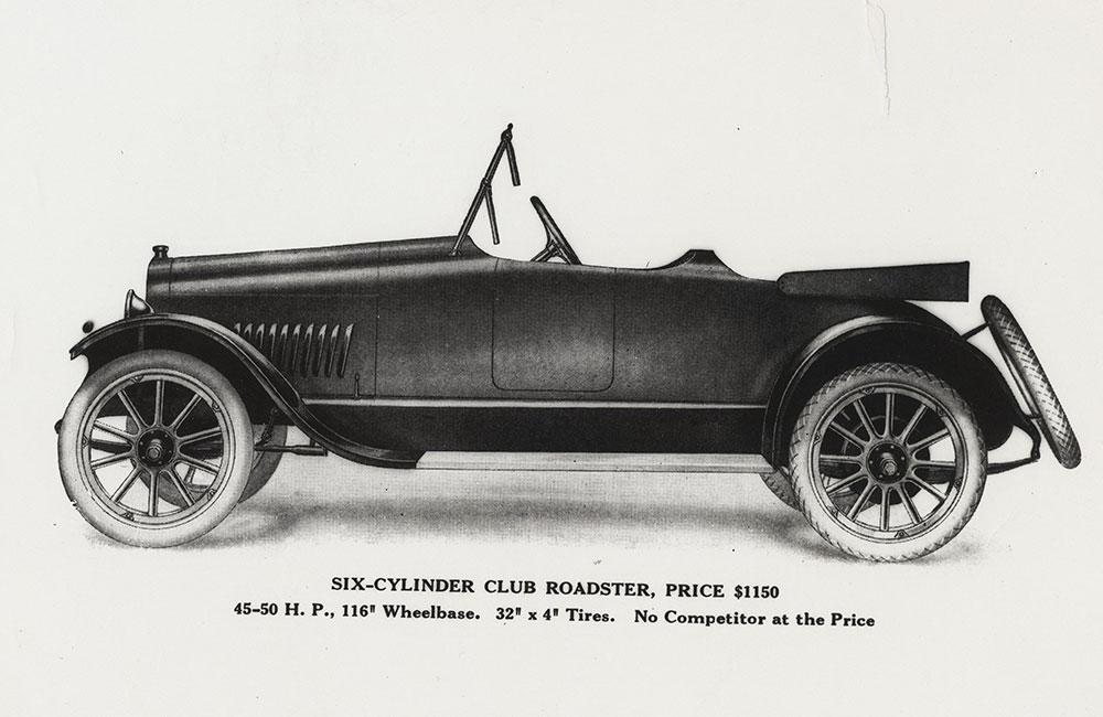 Direct Drive- ca. 1919