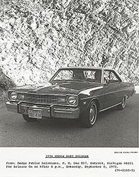 Dodge Dart Swinger 1974