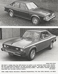 Dodge Colt 1976
