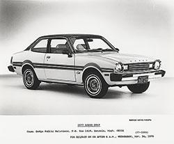 Dodge Colt 1977