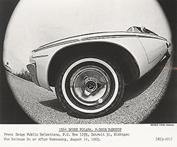 Dodge 1964 Polara 2-Door Hardtop