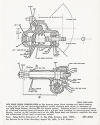 Dodge 1965 Manual Steering Gear