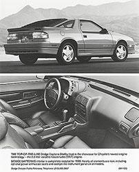 Dodge 1990 Daytona Shelby