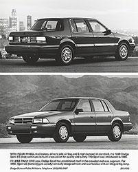 Dodge 1990 Spirit ES, LE