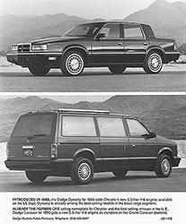 Dodge Dynasty, Dodge Grand Caravan: 1990