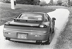1991 Dodge Stealth at Valley Forge