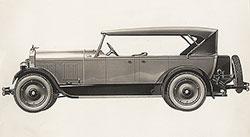 Elcar 8-80 Sport Touring 1925