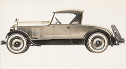 Elcar 8-80 Roadster 1925