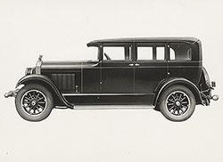 Elcar Model 8-82 Sedan 1927