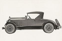 Elcar Model 8-81 Roadster 1927