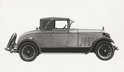 Elcar Eight In Line Model 8-82 Landau Roadster 1927