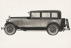 Elcar Model 8-81 5-Passenger Sedan 1927