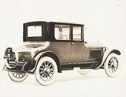 Flint Six coupe - 1923