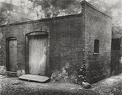 Birthplace of Ford car: Workshop on Bagley, Detroit