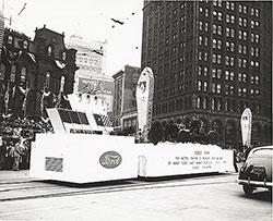 Ford Motor Company Float, Detroit Automotive Golden Jubilee: 1946
