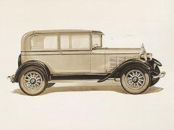 Falcon-Knight two door sedan:1928