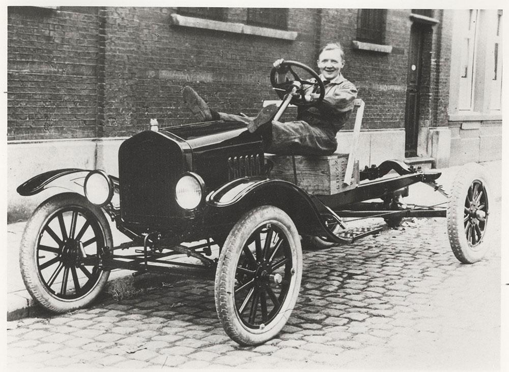 1927 model t top speed
