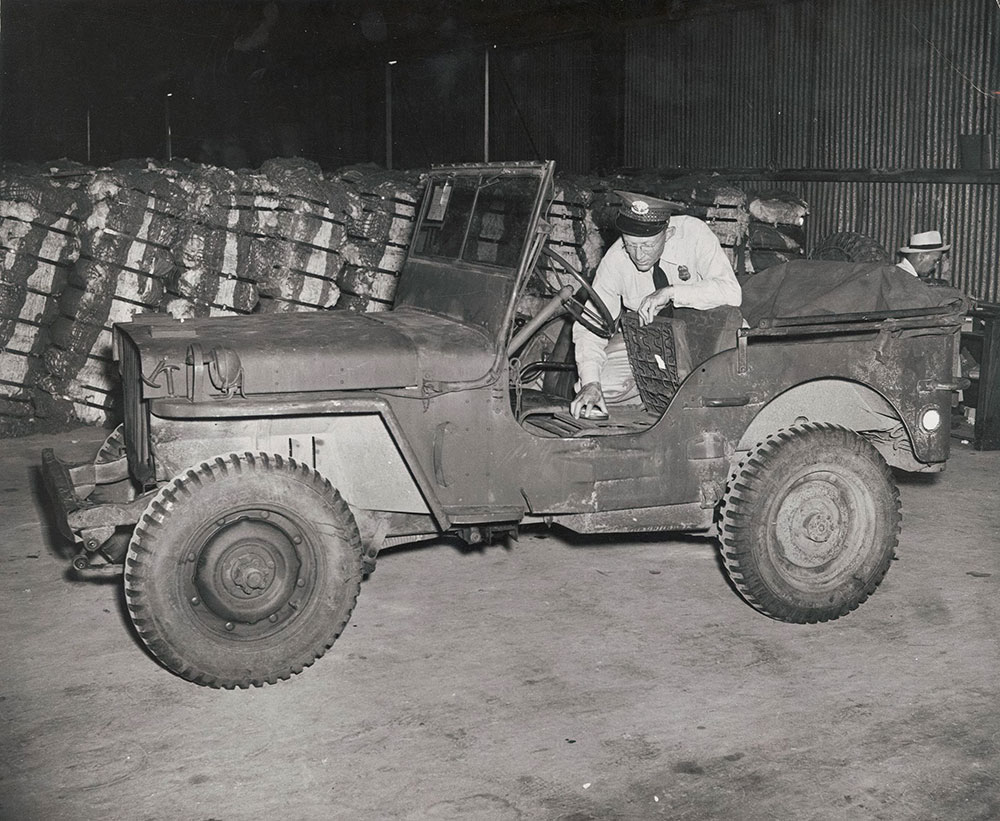 Jeep, military issue