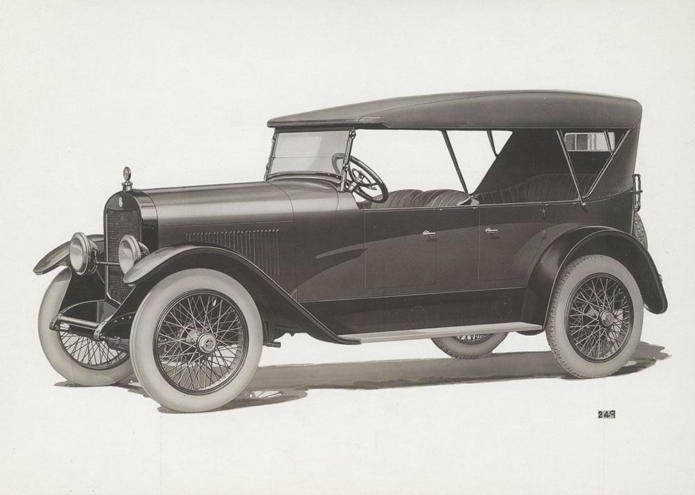 King 8 Foursome - 1920
