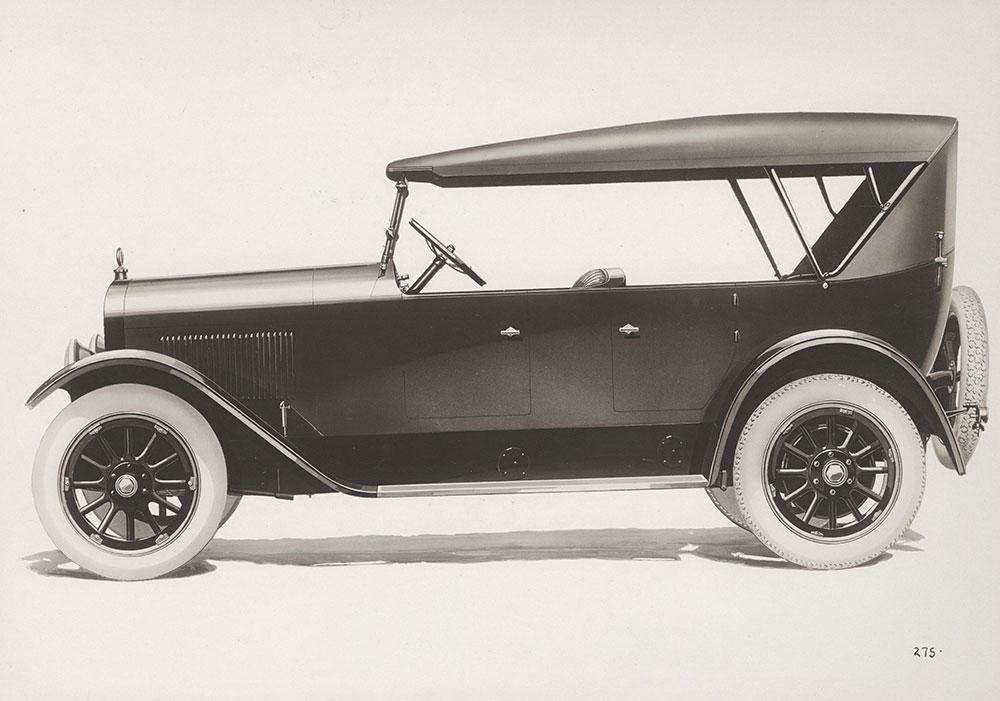 King Model H Touring Car - 1920