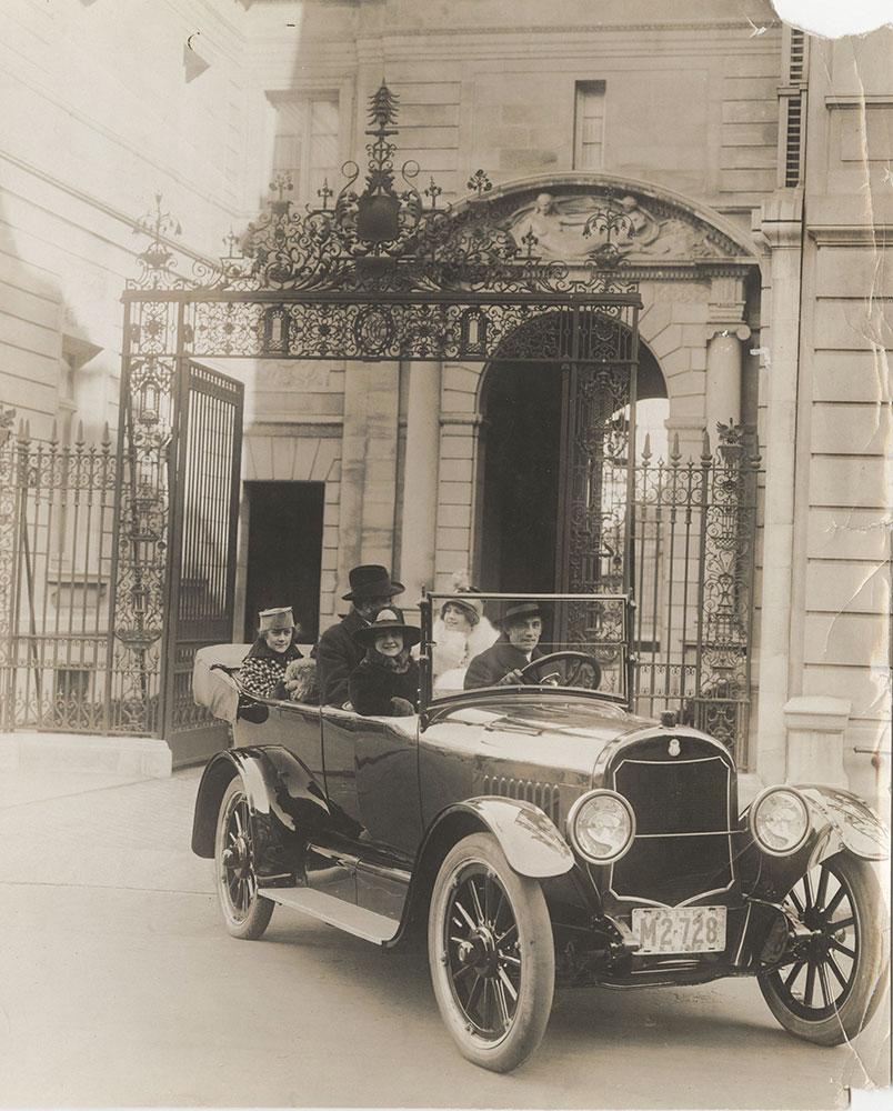 King touring - 1916 or 1917