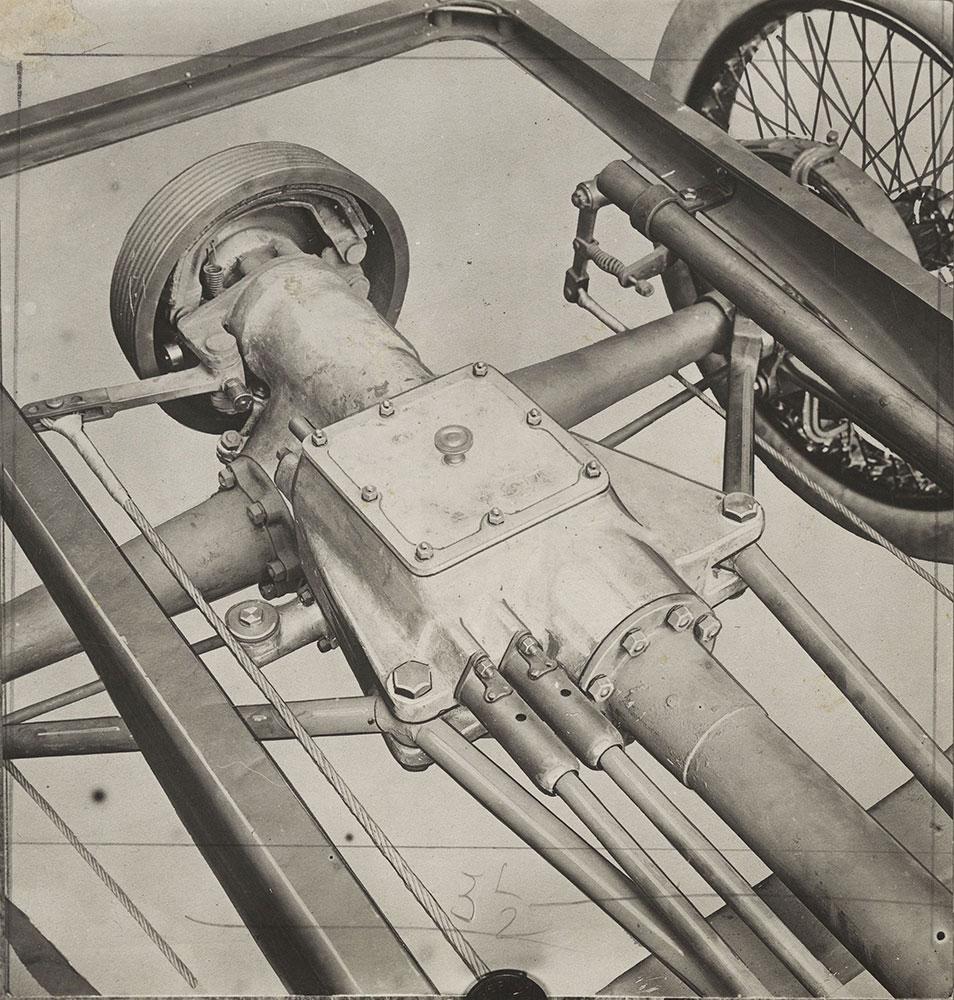 Misc car parts 1913