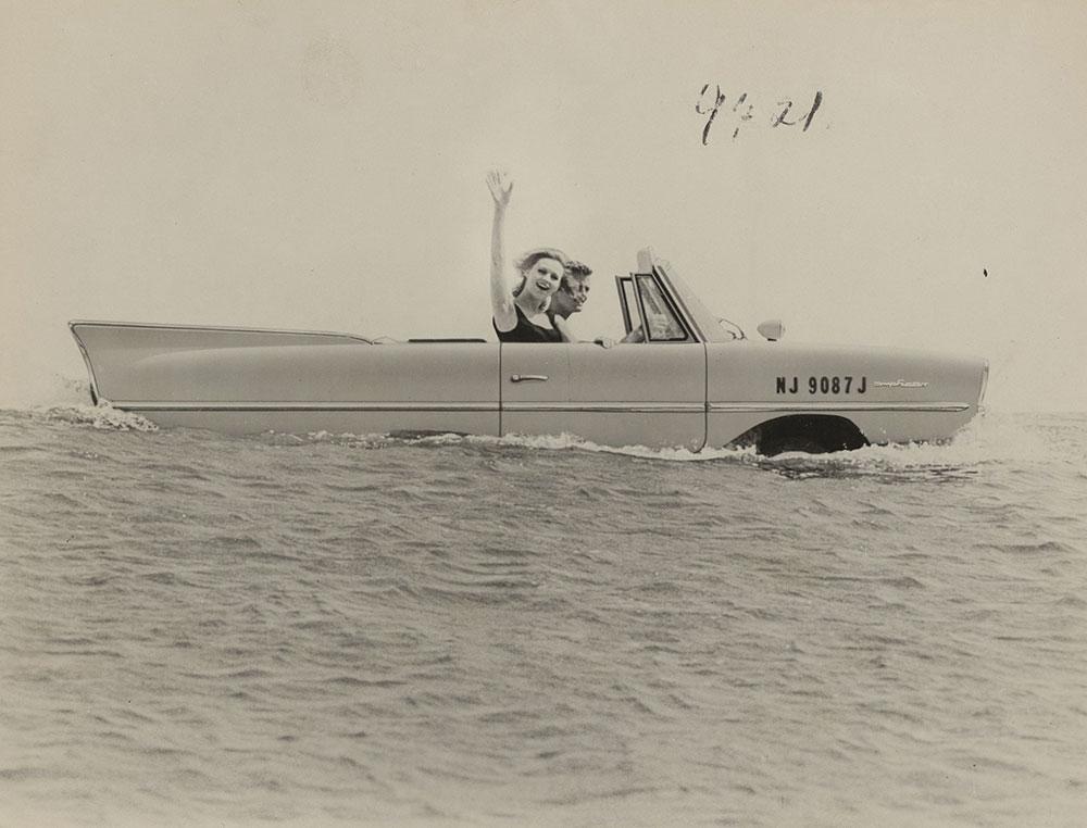 Amphicar 1967/8
